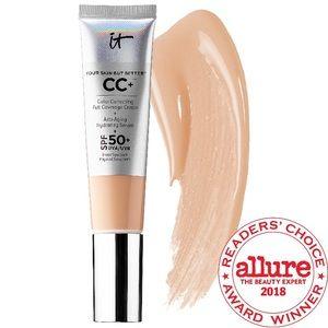 IT Cosmetics CC+ full coverage cream